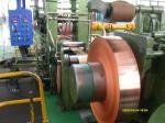Industrial Copper Metal Strips Thin Copper Strips For PV Ribbon ISO9001 Manufactures