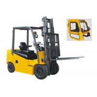 Multifunctional Diesel Powered Forklift 2 Ton With Side Shifter Solid Tyres Manufactures