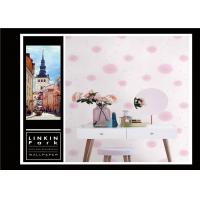 European Style Classic Vintage Wallpaper Mildewproof For Bedchamber , CE SGS Listed Manufactures