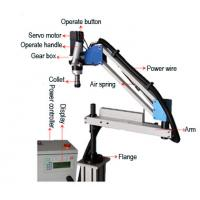 220Vsingle Phase Flex Tapping Arm Machine With Auto Tapping Funcation Manufactures