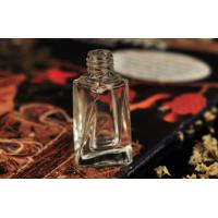8ml Twisted Glass Clear Roll On Perfume Bottle Silk Printing Eco Friendly Manufactures
