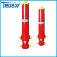 Chinese Mult-Stage Hydraulic Cylinders for Truck Dump from China manufacturer Manufactures