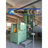Satellite Turntable Professional Sandblasting Equipment , Sand Blast Cabinet Low Noise Level Manufactures