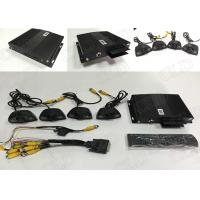 Quality Front And Rear Camera 3d Full Hd 360 View Car Camera System Super Wide Angle for sale