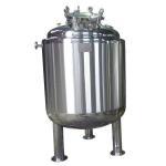 Customized 1000L Stainless Steel Storage Tank Mechanical Blending Dispensing Tank Manufactures