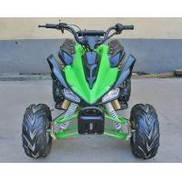 """CDI Ignition 110CC 8"""" Tire Youth Four Wheelers With Rear Disc Brake 55km/H Manufactures"""