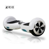 Samsung Li-ion battery with bluetooth 6.5 inches two wheel self balancing electrical Scooters CE certificates Manufactures