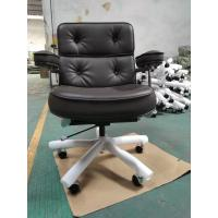 Low Back Leather Executive Desk Chair , Herman Miller Executive Chair For CEO / Boss Manufactures