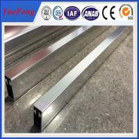Aluminium frame for whiteboard/door frame, andozied and polish profiles aluminum extrusion Manufactures