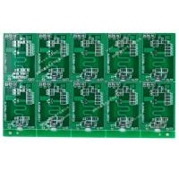 China 5.8G Induction PCB High Frequency Board 1.6MM Radio Board Linear Transponder on sale