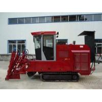 4ZL whole stalk sugarcane combine harvester Manufactures