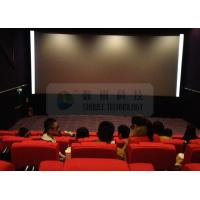Large 3D Cinema System With Sound System / Projector System / IMAX Screen Manufactures