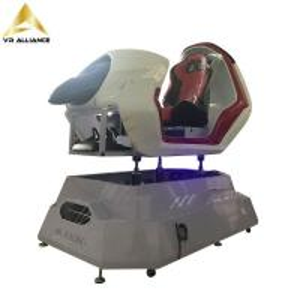 China Virtual Reality Car Racing Simulator on sale