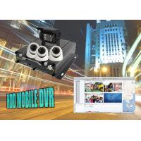 Local Storage Car Mobile DVR Multi Camera Vehicle DVR With High Resolution Cameras Manufactures