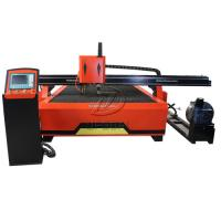 Quality 2060 CNC Steel Sheet & Steel Pipe Plasma Cutting Drilling Machine with Rotary for sale