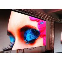 China High Resolution P6 Indoor Rental Led Screens 1800nit 192mm × 96mm Module on sale