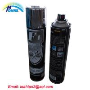 China 300ml F1 chrome aerosol spray paint on sale