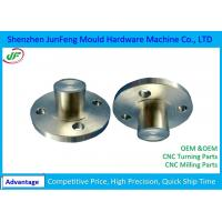 Buy cheap JF054 CNC Machine Products Metal Machined Parts for Motor  bolt / screw from wholesalers