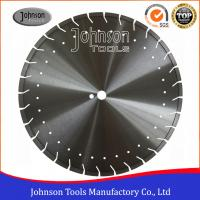 450mm Laser Welded Diamond Saw Blades For Cutting Reinforced Concrete Manufactures