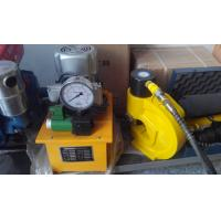 Buy cheap Copper Punching Machine , Small portable punching machine for copper aluminum from wholesalers