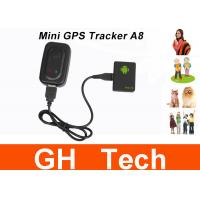Mini A8 Car GPS Tracker Global Real Time 4 Bands GSM/GPRS Security Auto Tracking Device Support Android For Children Pet Manufactures