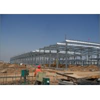 Customized Design Frame Structure Building Construction Portal Frame Manufactures