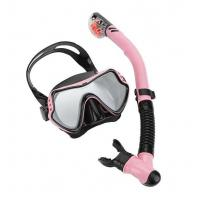 Professional Snorkeling Equipment Swim Mask And Snorkel Set Women Durable Manufactures
