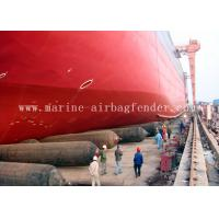High Tensile Strength Boat Lift Float Bags For Launching And Docking Manufactures