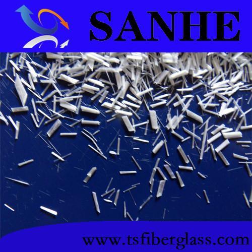 Quality E-Glass Fiber Chopped Strand Fiber for Bulk Moulding Compound (BMC) for sale