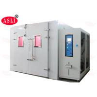 China Accelerated Circulation System Climatic Uv  Xenon Aging Test Chambers 280-400nm High Temperature Aging Chamber on sale