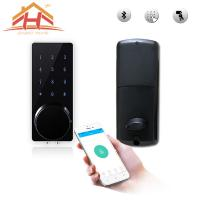Quality Mobile Phone Control Full Smart Home System Password Based Door Lock System for sale