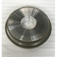 Resin Bonded CBN Grinding Wheels 1A1 For Metal High Steel Thickness 40mm Manufactures
