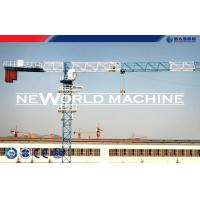 Construction tower crane QTZ63 tower crane 0 - 0.6r / min ISO9001 CE approved Manufactures