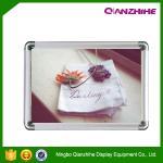 2016 china design 32mm round corner aluminum photo picture frame Manufactures