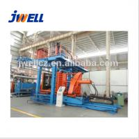 Hydraulic Servo Control Pet Stretch Blow Moulding Machine Bottom Sealing Core Pulling Manufactures