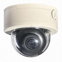 2-megapixel Vandal-proof Dome Camera, 4mm Fixed Lens with OSD  Manufactures