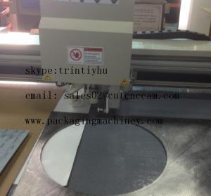 graphite no-abestos gasket no wire gasket flatbed CNC cutter Manufactures