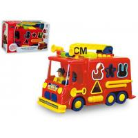 B/O Toy , Building Block Toys , Baby DIY Toys , Intelligent Toys - B/O Toys Bricks Car With Music (H6320002) Manufactures