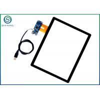 12 Inch Projected Capacitive Touch Panel For Computer Kiosks ROHS Manufactures