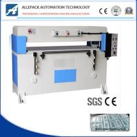 4 Column Plane Die Cut Press Machine / Clicker Press Leather Shoe Machine Manufactures