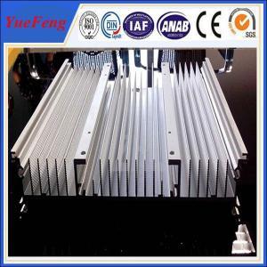 OEM air conditioner profile, aluminium central heating radiators for ammonia air condition Manufactures