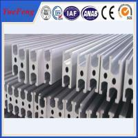 aluminum profile section producting line pressing t slot aluminium extrusion Manufactures
