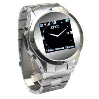HOT !! Watch phone FM new model quadband touch screen Manufactures