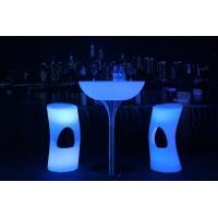 20 Colors LED Lit Furniture 8-10 Hours Run Time AC Plug LED Lounge Furniture Manufactures