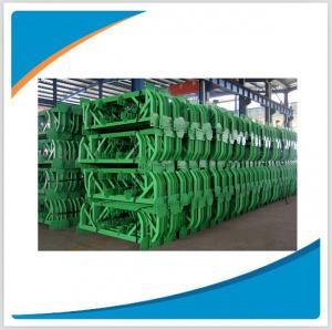 Belt conveyor trough idler frame/carry bracket/return bracket Manufactures