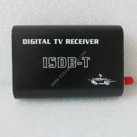 Brazil  Car ISDB-T 1 seg Digital TV receiver TV tuner box  for South America Manufactures