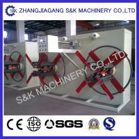 Hdpe pipe machine Plastic Hdpe Pipe Coiling Machine Manufactures