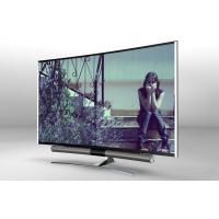 "65 "" A grade UHD Sound Bar Curved LED TV Aluminium alloy 3840x2160 Resolution Manufactures"