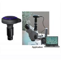 LW-500 5.0M pixel high resolution usb microscope digital camera electronic eyepiece Manufactures