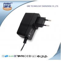 EU plug Constant Current LED Driver 15V 1A Universal Power Adapter With GS CE Certificated Manufactures